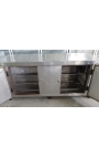 Refrigerated INOX Counter 2.30M AFINOX Italy - COD:1218-1427