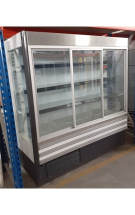Ψυγείο Self Service 1.6m Polar INOX ΚΩΔ 0918-1238