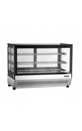 Counter Top Display Fridge LCT900F-P