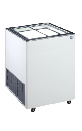 Display Freezer with sliding glasses - EKTOR16