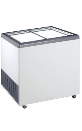Display Freezer with sliding glasses - EKTOR26