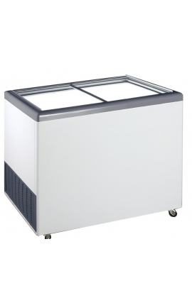 Horizonta Freezer with sliding glasses- CR15