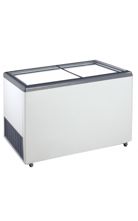 Display Freezer with sliding glasses - EKTOR46