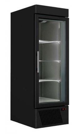 Upright Display Coolers Series Black UP69