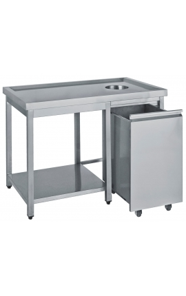 Inox Work Table T240