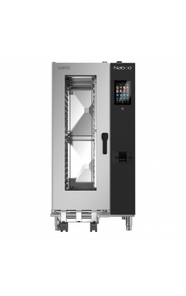 Convection Gas Oven with Boiler LAINOX Italy 20 GN 1/1 Naboo