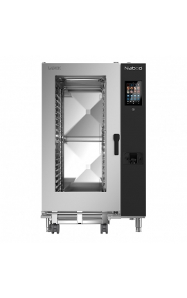 Convection Gas Oven with Boiler LAINOX Italy 40 GN 1/1 Naboo