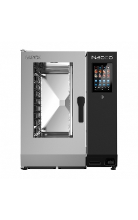 Electric Convection Oven With Boiler Lainox for 10 GN 1/1 Italy Naboo