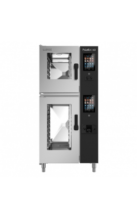 Electric Convection Oven With Boiler Lainox for 6+10 GN 1/1 Italy Naboo
