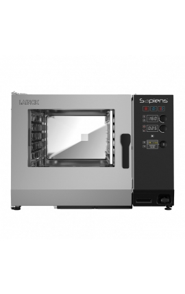 Gas Convection Oven with Boiler Lainox Italy 12 GN 1/1 Sapiens - Code: SAG062B