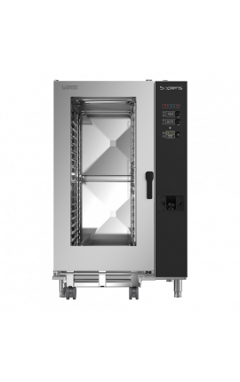 Gas Convection Oven with Boiler Lainox Italy 40 GN 1/1 Sapiens - Code: SAG202B