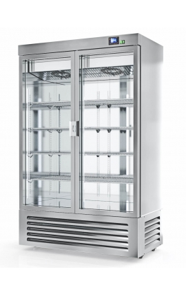 Self Service Freezer 1.40m with Plug-in Unit - SB-147-V