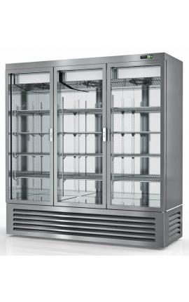 Self Service Freezer 2.10m with Plug-in Unit - SB-217-V