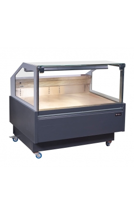 Serve Over Counter Display 1.30m Es system Poland - Code 0521-2128