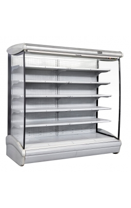 Fruits & Vegetables Cabinet 2m Isa Italy with External Unit 2Hp - Code 0721-2173