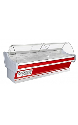 Serve Over Counter Display 2.50m - Code 0921-2189
