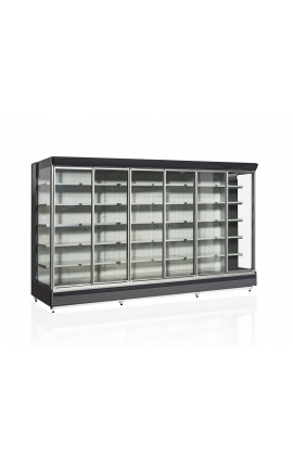 Melis G 4-89-1875-217 Self Service Cabinets 1,98m length with Opening Doors