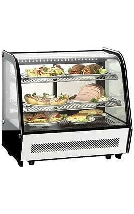 Refrigerated Tabletop Display Deli Cool 3