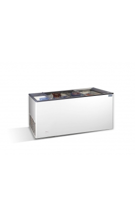 Display Freezer with sliding glasses- CR15