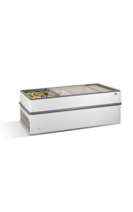 Display Freezer with sliding glasses- CR20