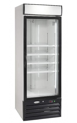 Vertical Display Freezer NF 2500 G