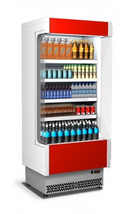 Vulcano 60SL 80 Self Service Cabinet with Plug-in Unit Italy 0.88m length