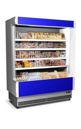 Vulcano 60SL 125 Self Service Cabinet with Plug-in Unit Italy 1.33m length