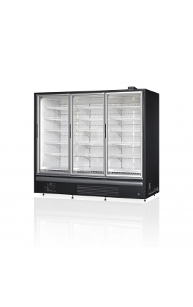 Self Service Freezer with embedded motor AKSU-FR 3 234
