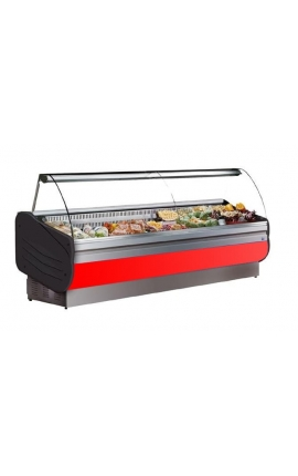 Serve Over Counter Display Italy Salina VC-200