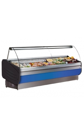 Horizontal Refrigerated display Salina Italy 80-300