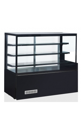 Refrigerated Pastry Display with Straight Glasses EVO Κ 150