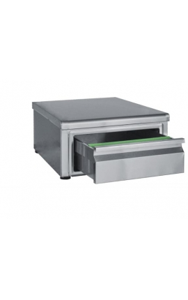 Inox Coffee Drawer EΚ50