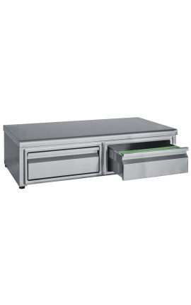 Inox Coffee Drawer EΚ86