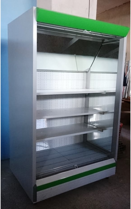 Self Service refrigerator 1.35m Vegetables without motor - COD:1218-1392