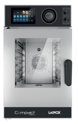 Electric Convection Oven Direct Steam Lainox Italy for 6 GN 1/1 Compact Naboo