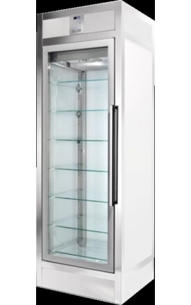 4 Sides Glassed Display Freezer Silfer Italy Wall Series WGL550S