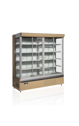 Galaxy 2500 Self Service Cabinet With Plug-in Unit 2.59m Length