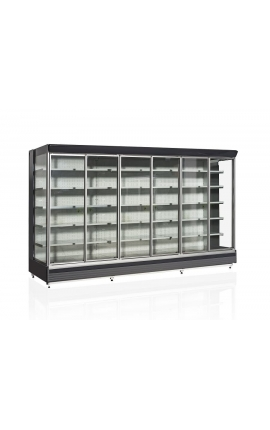 Melis G 4-89-2500-217 Self Service Cabinets 2.60m length with Opening Doors
