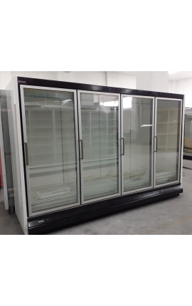 Self Service Refrigerator 3.20m Linde Germany with 4 doors - COD:0119-1450