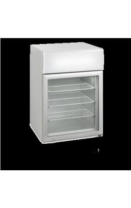 Counter Top Freezers With Static Cooling UF100GCP-P