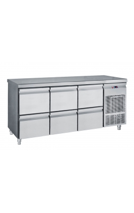 Inox Refrigerated Counter PG 185