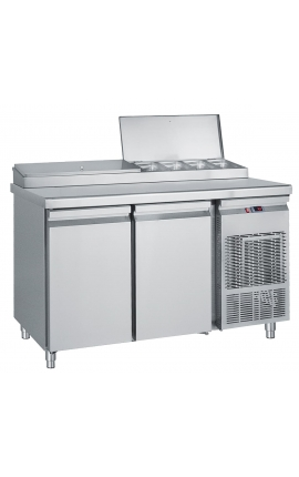 Salad Bar Refrigerated Display SM155