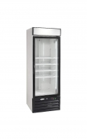 Vertical Display Freezers