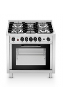 Oven with Gas Ranges