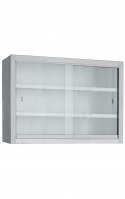 Closed Glass Holder Shelves