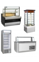 Showcases refrigerators
