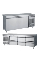 INOX Counter Refrigerators